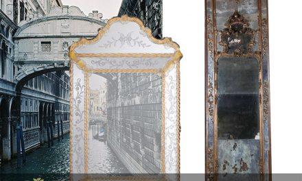 ظهور آینه ونیزی ؛ حقایقی درباره آینه های ونیزی