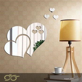 انواع آینه های دکوراتیو دیواری برای پذیرایی منازل لوکس