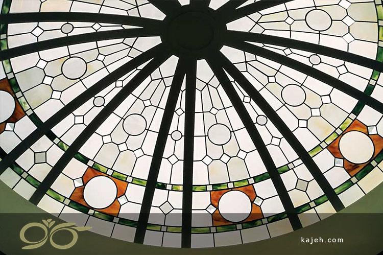 خرید گنبد شیشه ای ؛ 4 دلیل محکم برای دکور با گنبد شیشه ای