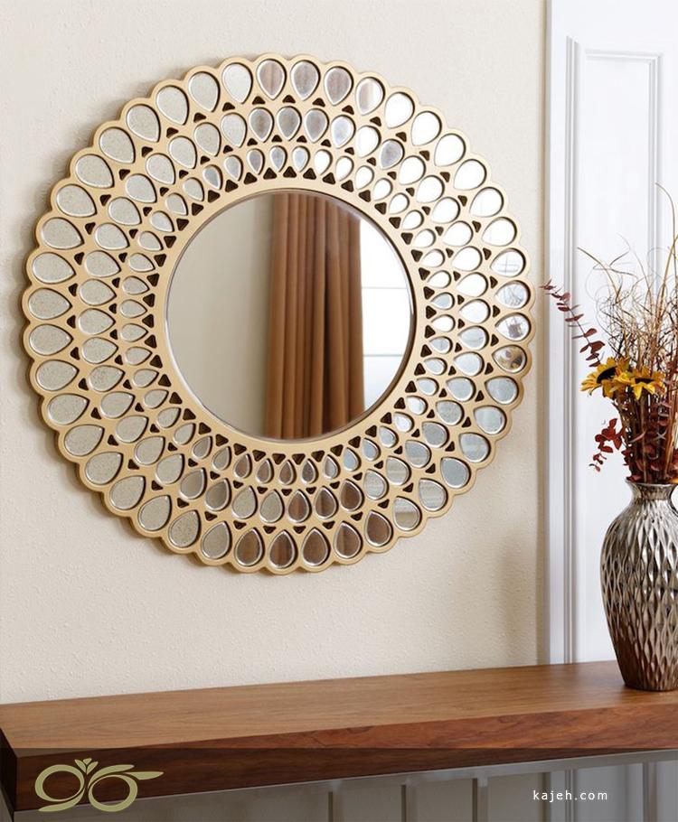 چگونه یک آینه مناسب برای نصب روی دیوار انتخاب کنیم