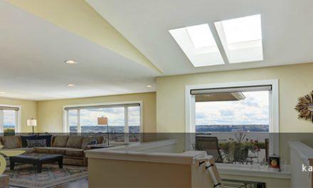 نصب نورگیر شیشه ای ؛نورگیر ثابت یا بازشو