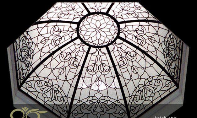گنبد شیشه ای ۸ ضلعی استیند گلس