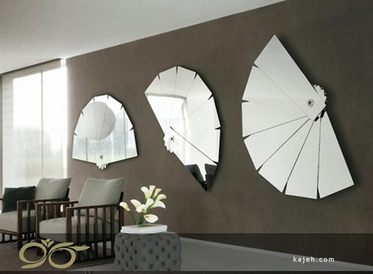 آینه به عنوان نقطه کانونی
