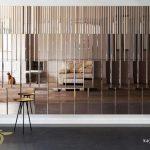 تاثیر آینه های دکوراتیو در طراحی فضای داخلی خانه