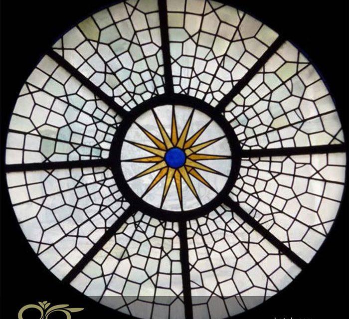 گنبد شیشه ای استین گلس برای طراحی متمایز سقف