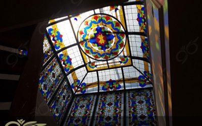 اتاقک شیشه ای استین گلاس ; پروژه چیتگر – شهرک راه آهن