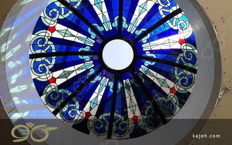 گنبد شیشه ای استین گلاس - پاسداران