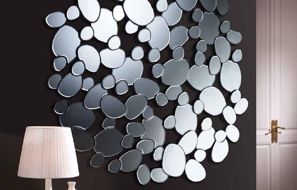 استفاده از آینه حجمی دکوراتیو مناسب برای منزل