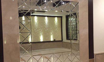 چگونه با استفاده از آینه های دکوراتیو تغییر اساسی در فضای داخلی ایجاد کنیم