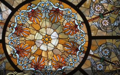 پر طرفدارترین انواع گنبد شیشه ای برای طراحی سقف ساختمان