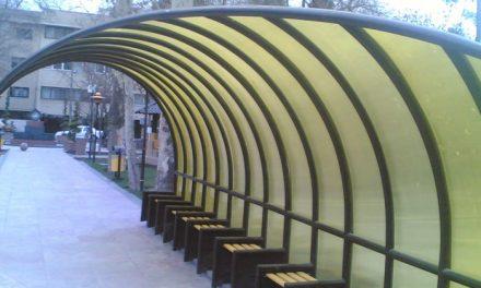تاثیر نورگیر پلی کربنات در محوطه و فضای سبز