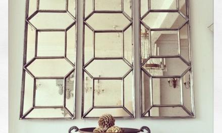کاربرد مناسب آینه های دکوراتیو در طراحی خانه سنتی
