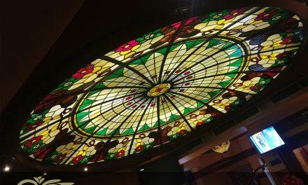 گنبد شیشه ای استیند گلس برای ساختمان های مختلف