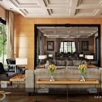 معجزه آینه های دکوراتیو در طراحی دکوراسیون داخلی منازل امروزی