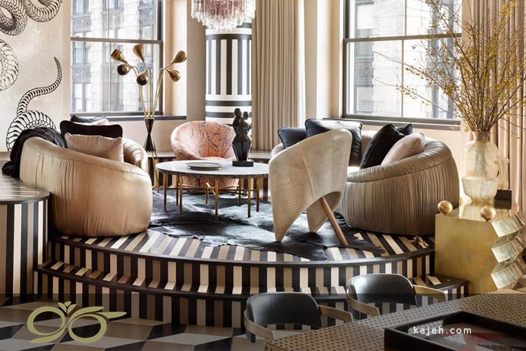 طراحی داخلی منزل ؛ ۱۳ ترند برتر سال ۲۰۱۸