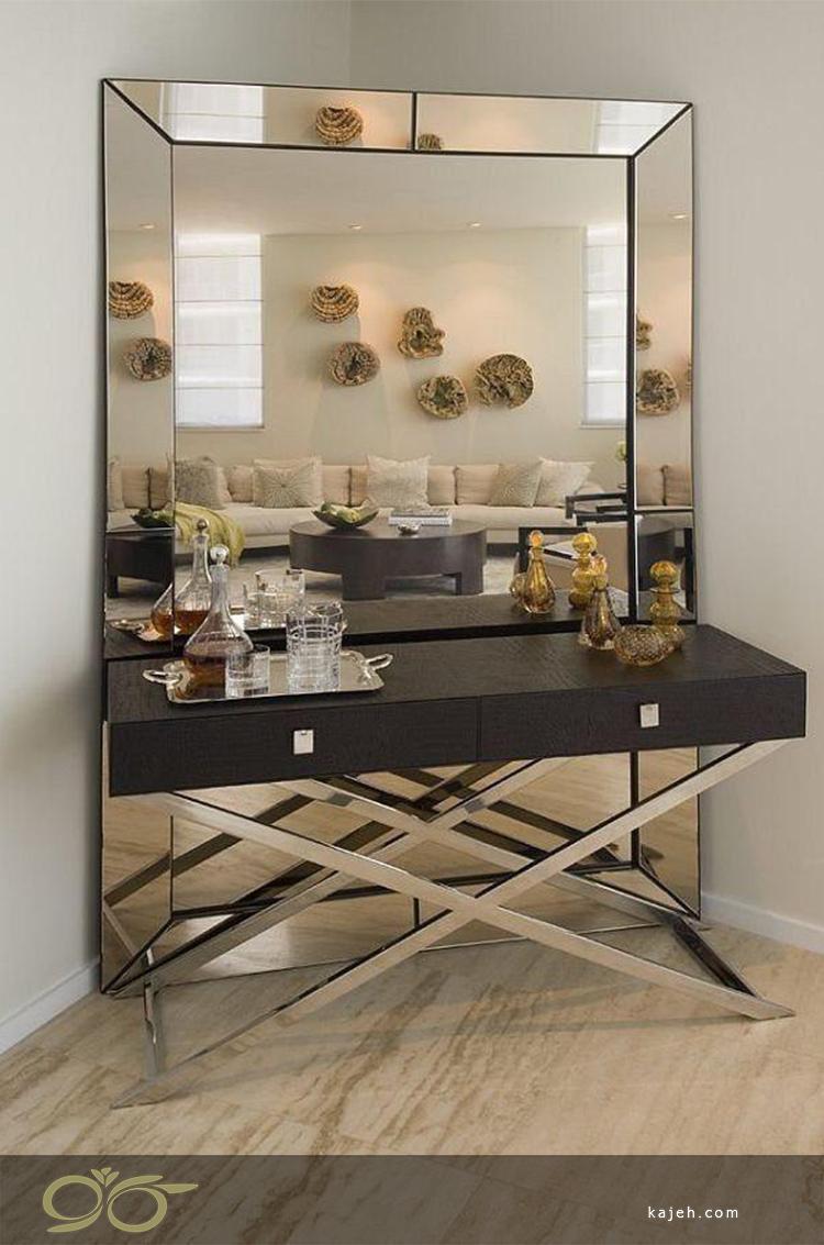 آینه دکوراتیو قدی