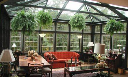 ساخت اتاقک های شیشه ای | نمونه ها