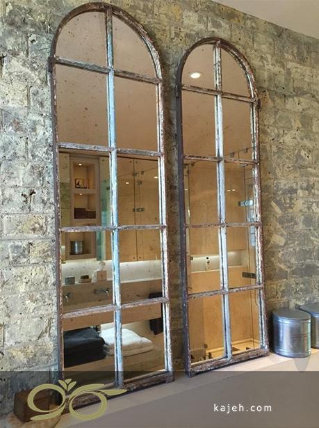 آینه دوقلو پنجره ای