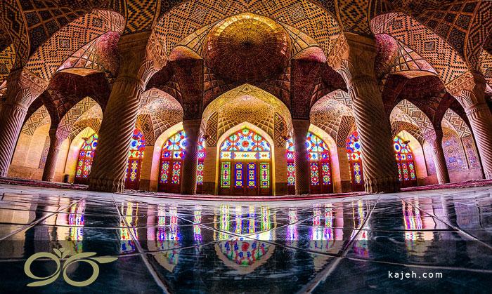 مزایای شیشه های تزئینی در بنا چیست