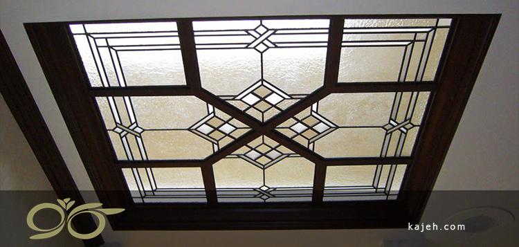 نورگیر تزئینی شیشه ای چیست؟