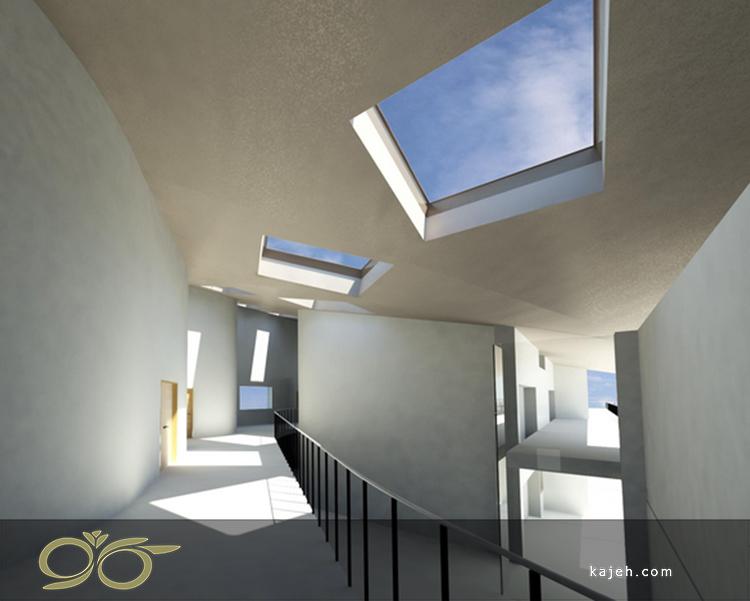 سقف شیشه ای ؛ روش های استفاده از روشنایی روز برای فضای داخلی ساختمان