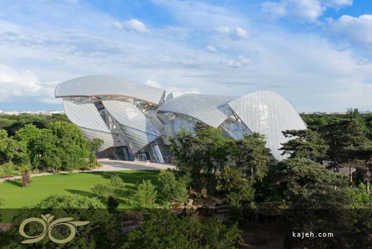 بنیاد لوییس ویتون، پاریس