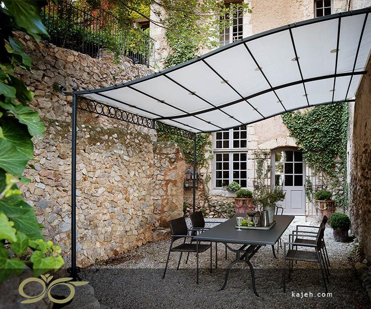 دلایل استفاده از حیاط خلوت با پوشش پلی کربنات