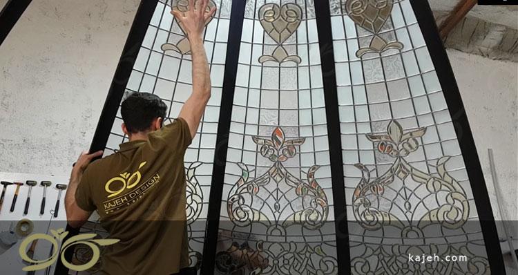 گنبد شیشه ای مجلس قطر