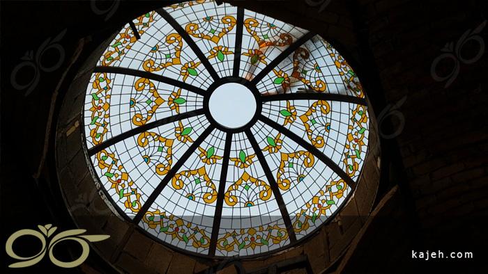 گنبد شیشه ای سلفچگان
