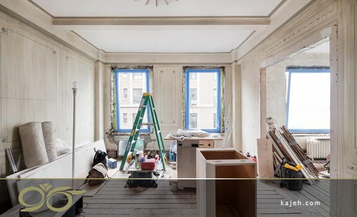 بازسازی ساختمان و 12 نکتهای که قبل از آغاز باید به آنها توجه کنید!
