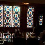 شیشه های استین گلس رستوران میلاد با الهام از  طرحهای اورسی + فیلم