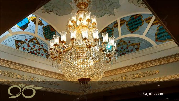 نورگیر هتل سیمرغ