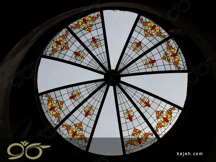 گنبد شیشه ای جویبار