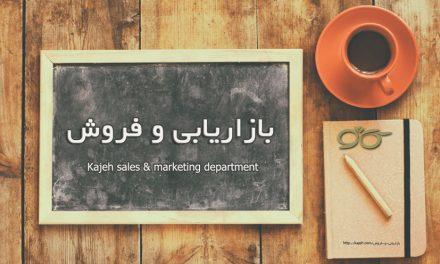 استخدام نیروی بازاریابی و فروش