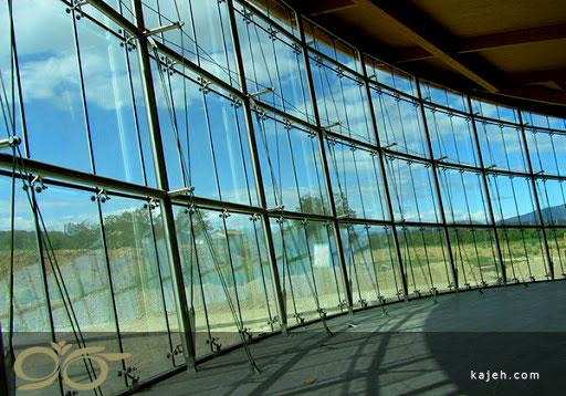 الزامات نمای شیشه ای ساختمان