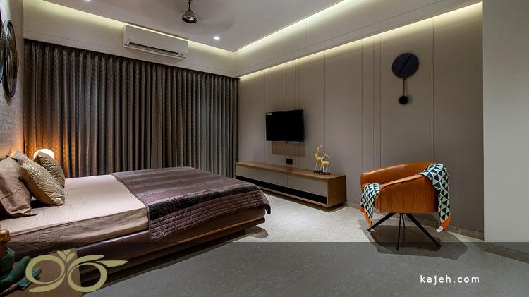 طراحی اتاق والدین