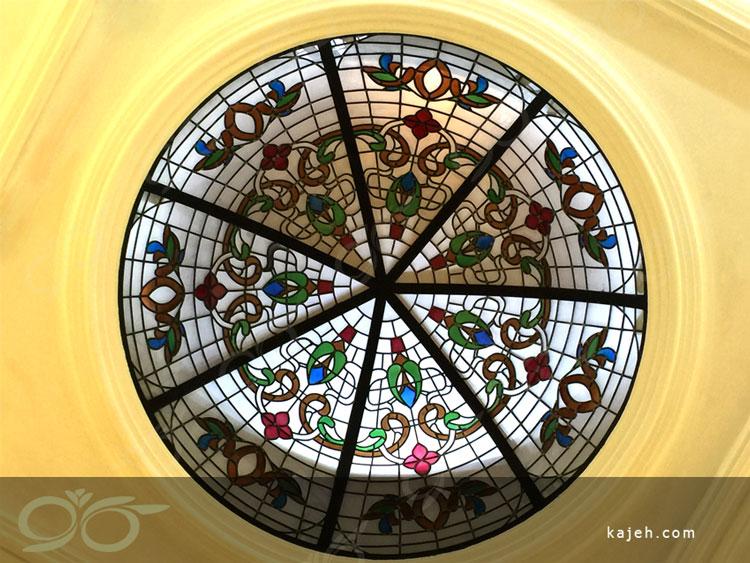 گنبد شیشه ای گلسار